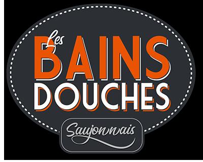 logo Les Bains Douches Saujonnais